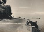 B.Jalan Depan Pelabuhan 1955 - 1960