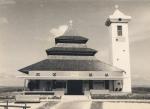 B.Masjid Nurul A'La Gn. Pipa belakang KPU 1955 - 1960