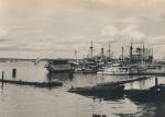 B.Pemandangan Pelabuhan Semayang 1955 - 1960