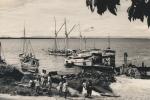 B.Pemandangan Pelabuhan Semayang (2) 1955 - 1960
